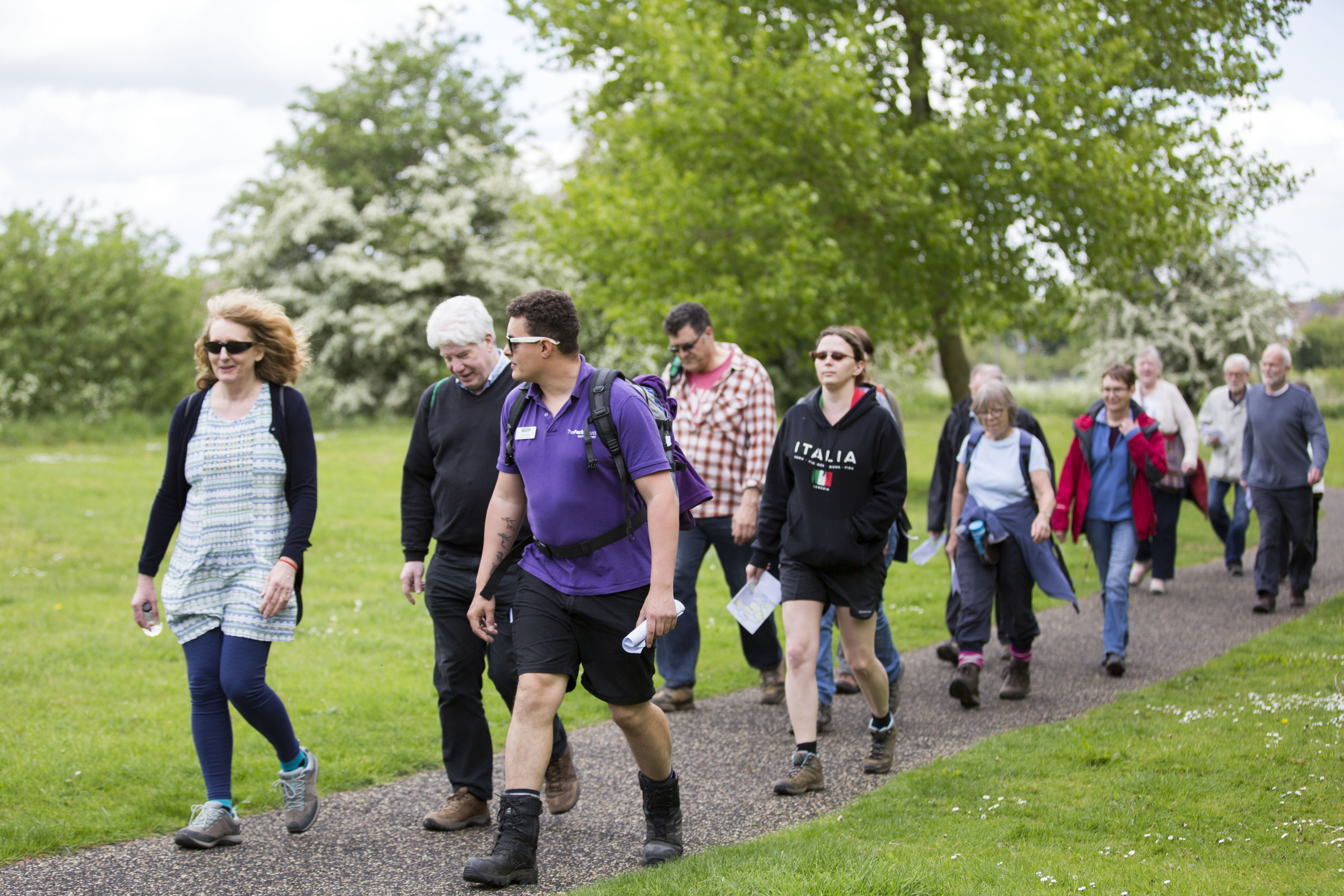 walking festival 2017 - walks - guided - lead - walk