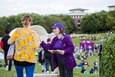 World Picnic 2017 - Event Volunteer - Purple Branding - People