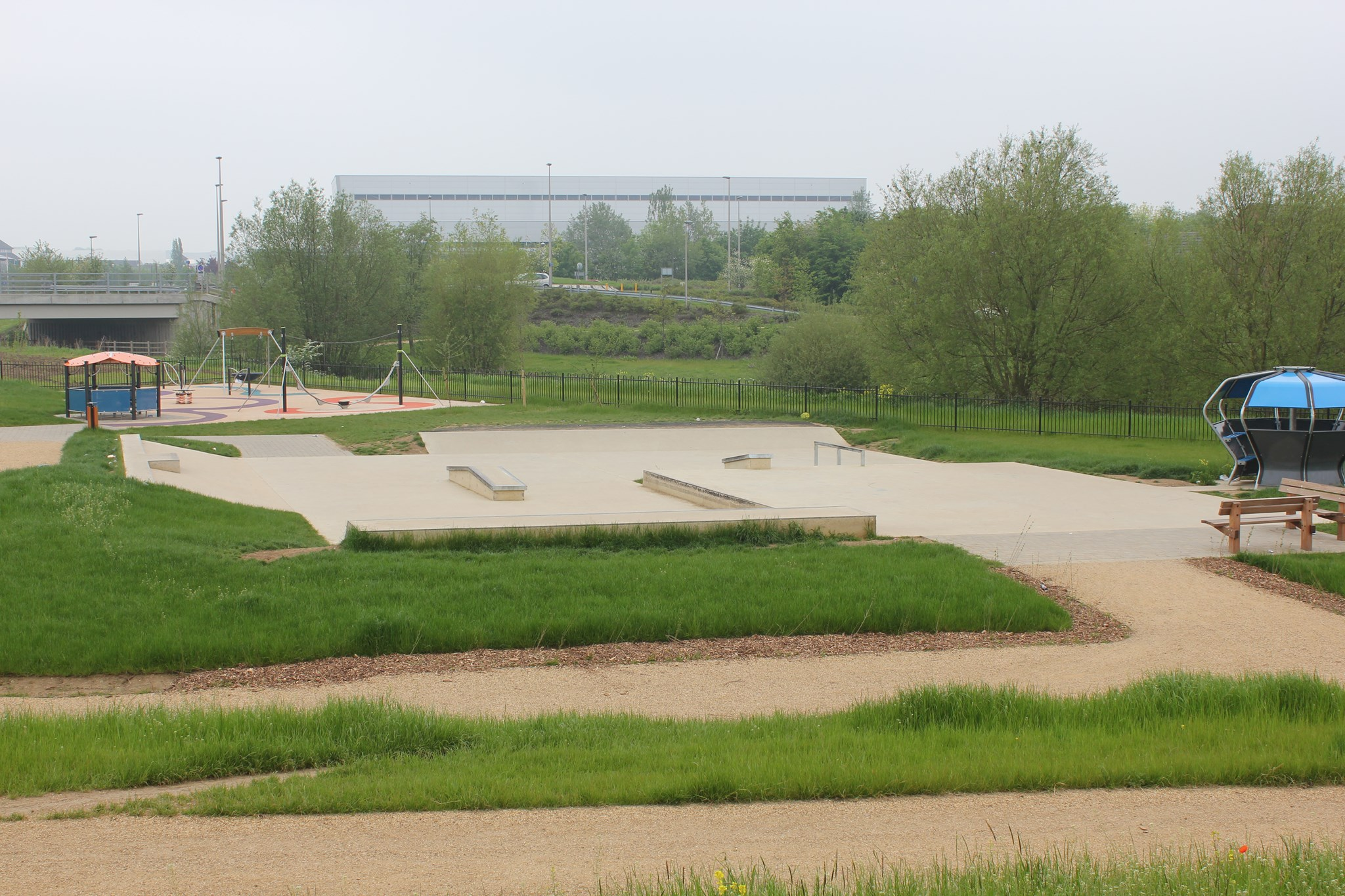 Broughton Gate Skate Plaza 24 May 2012 002.jpg