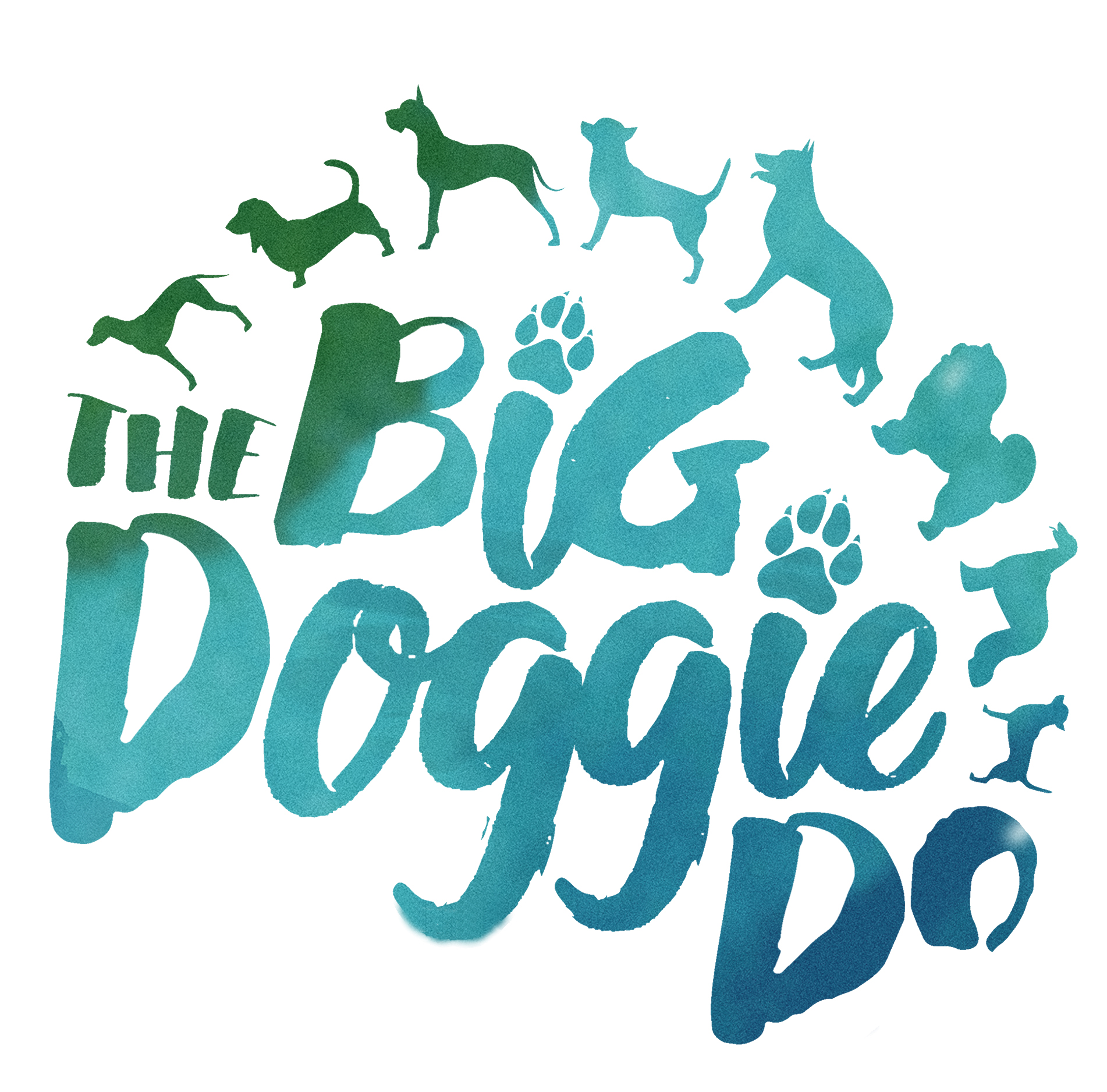 Big Doggie Do Logo, Dog