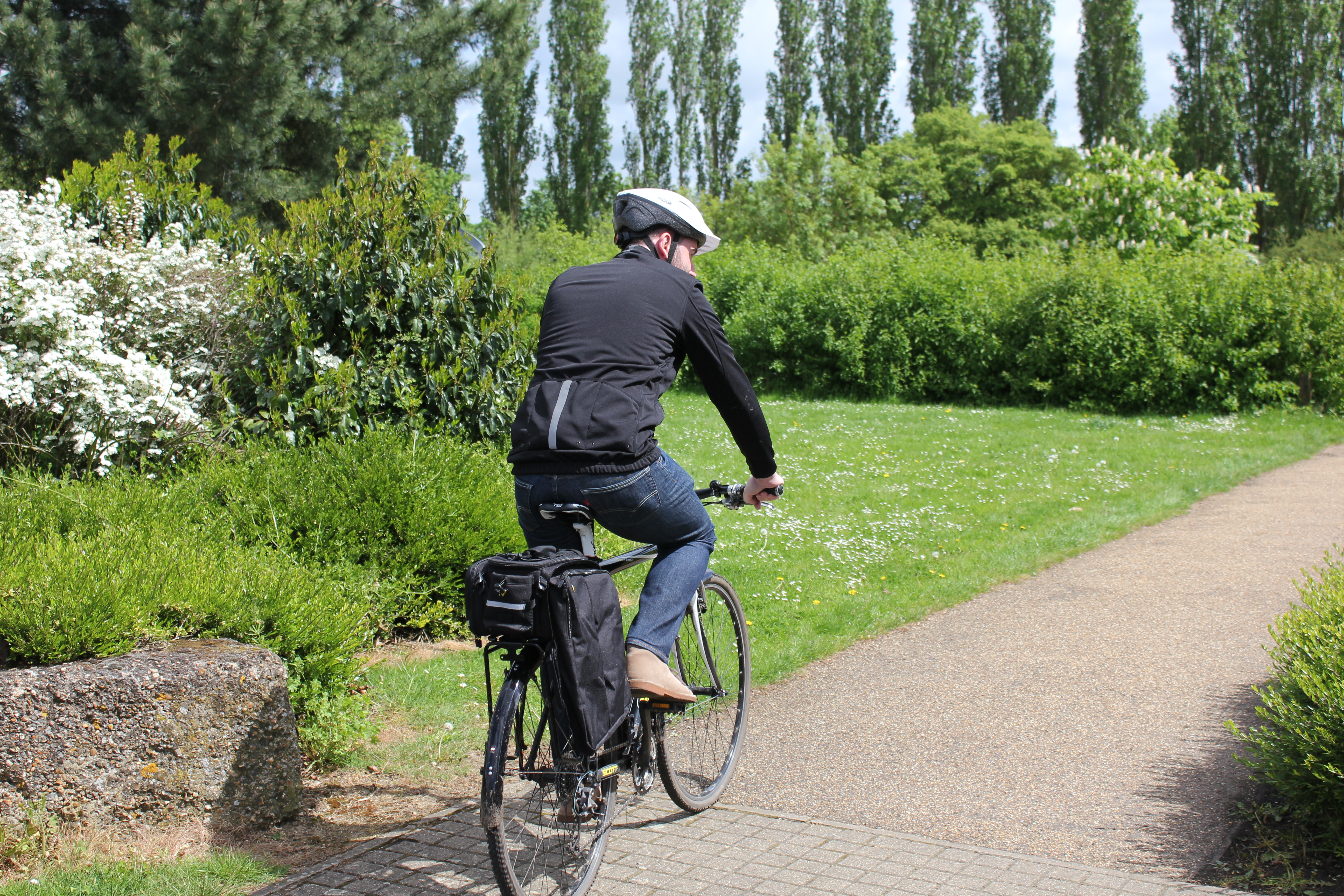 A network of cycling routes may appear in Nizhny Novgorod 75