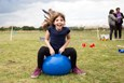 Parkland Play - Space Hopper - Child - Fun