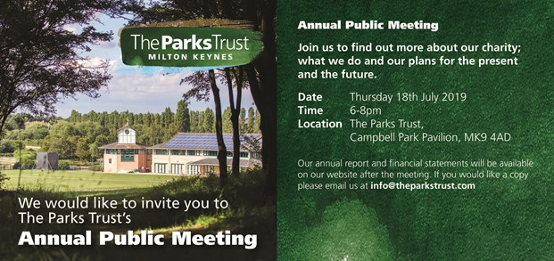 Public open meeting invite for 2019